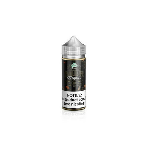 Brew Caramel Frappe by Juice Roll Upz eJuice #1