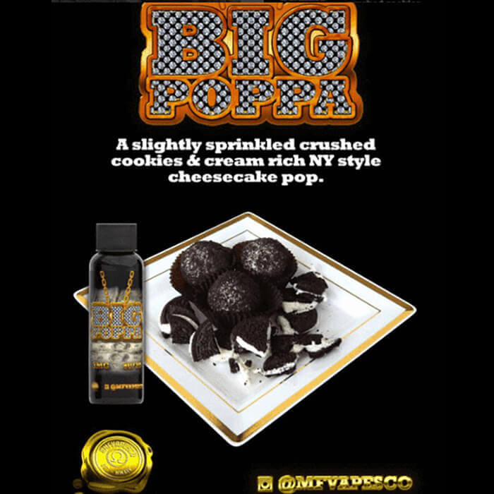 Bronze by Big Poppa E-Liquid #1