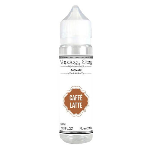 Caffe Latte by Vapology Story eJuice #1