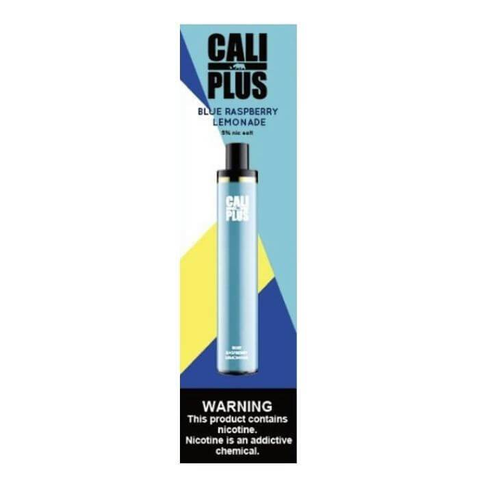 Cali Plus Blue Raspberry Lemonade Disposable Device