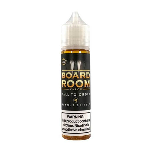 Call To Order by Boardroom Vapor E-Liquid