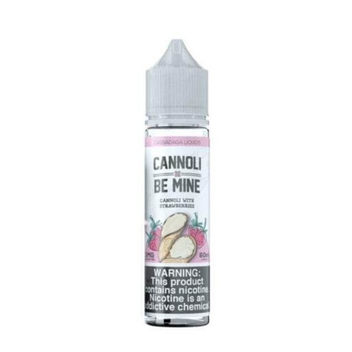 Cannoli Be Mine by Cassadaga Liquids