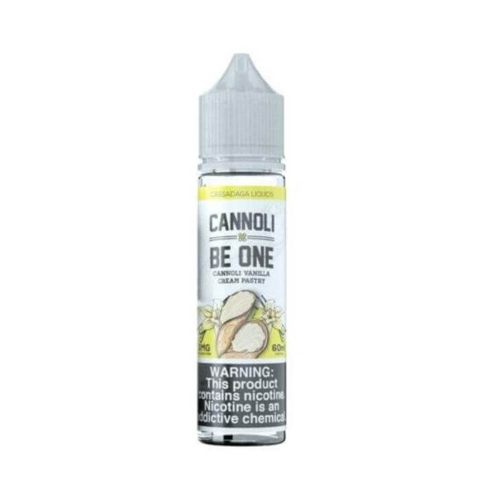 Cannoli Be One by Cassadaga Liquids