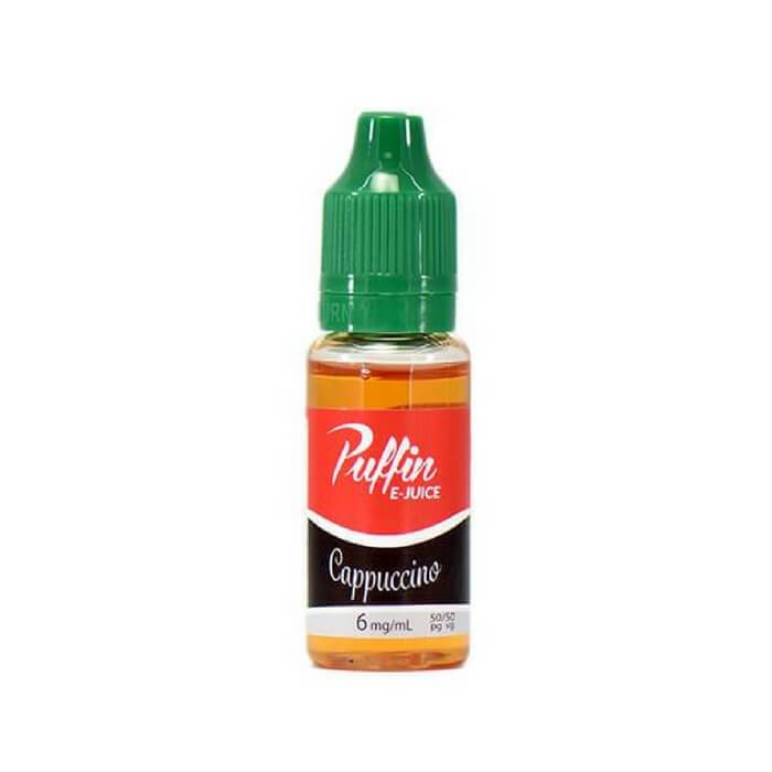 Cappuccino by Puffin E-Juice #1