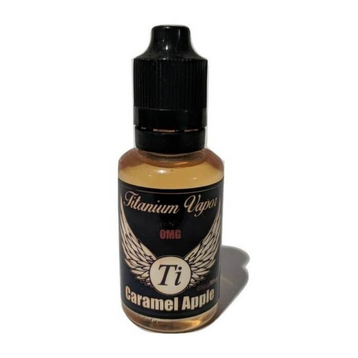 Caramel Apple by Titanium Vapor eJuice #1
