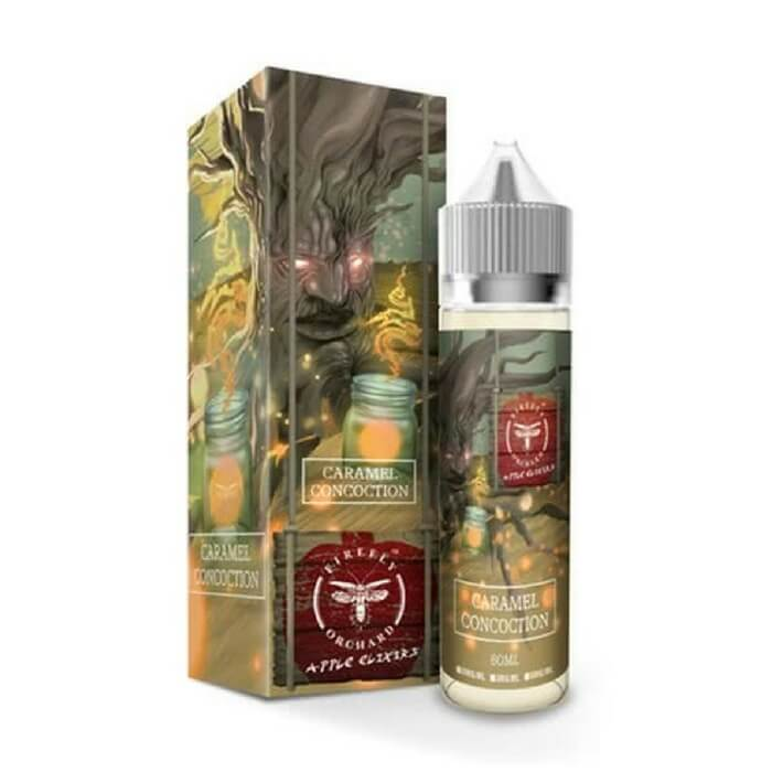 Caramel Concoction Apple Elixirs by Firefly Orchard eJuice #1