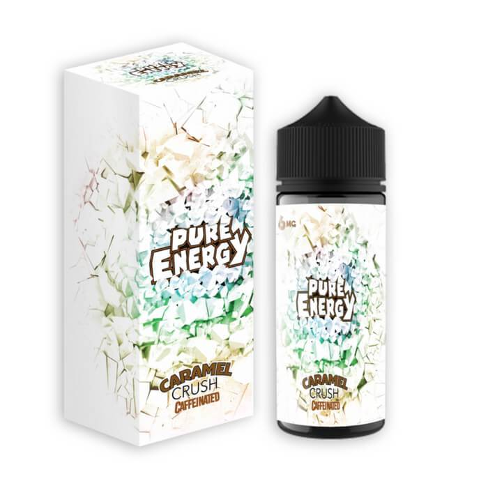 Caramel Crush by Pure Energy E-Juice #1