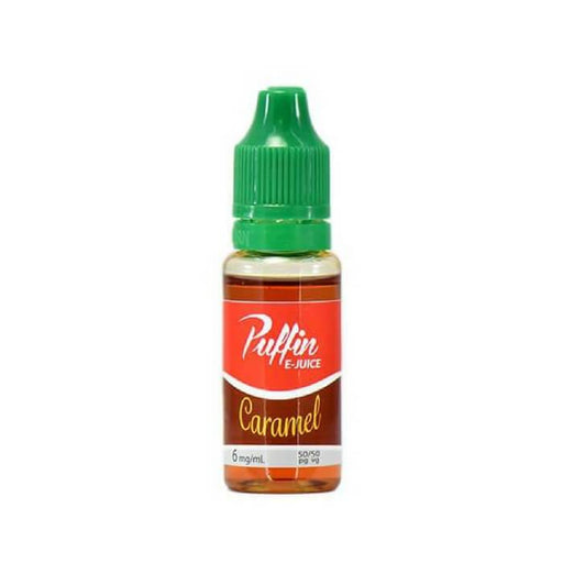 Caramel by Puffin E-Juice #1