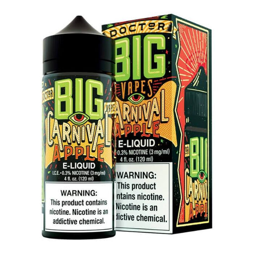 Carnival Apple by Doctor Big Vapes eJuice #1