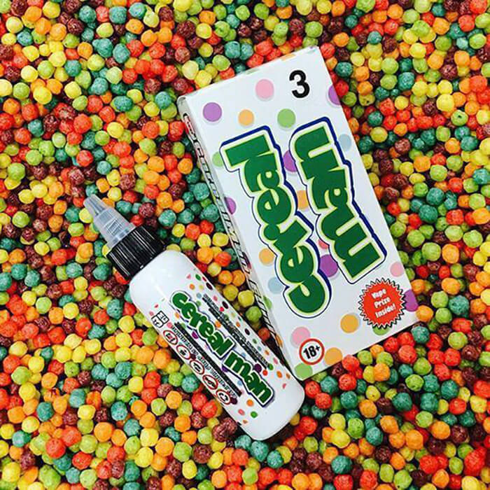 Cereal Man eJuice #1