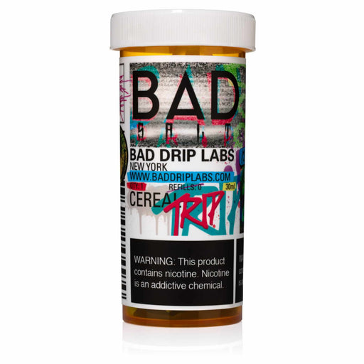 Cereal Trip by Bad Drip Nicotine Salt eJuice #1