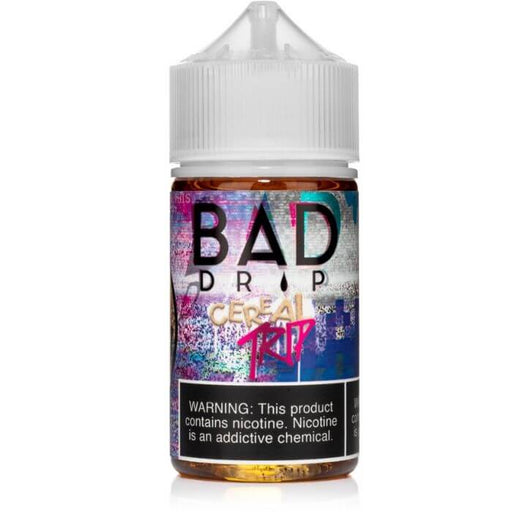 Cereal Trip by Bad Drip eJuice #1