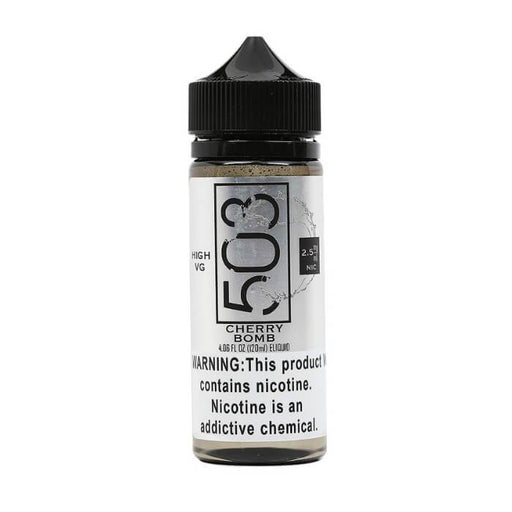Cherry Bomb (High VG) by 503 eLiquid