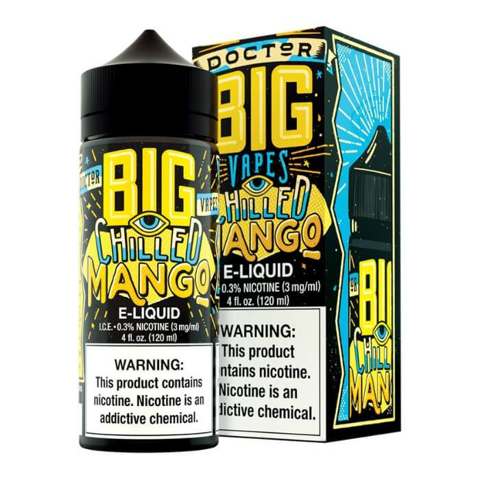 Chilled Mango by Doctor Big Vapes eJuice #1