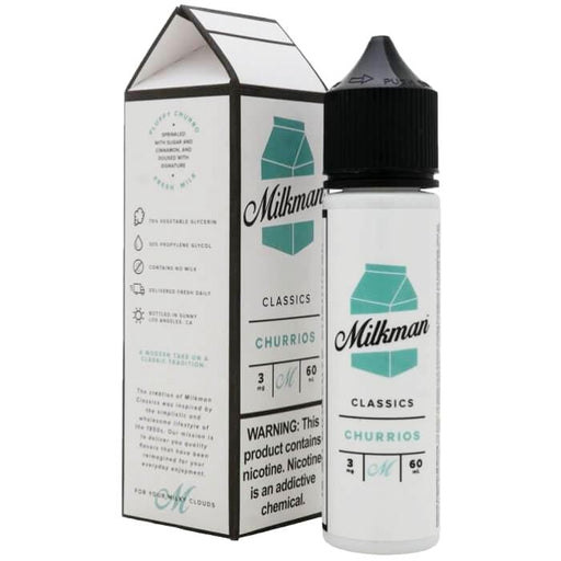 Churrios by The Milkman eJuice #1