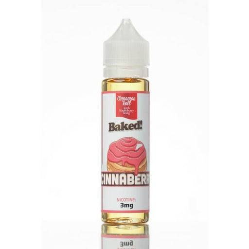 Cinnaberry eJuice by Frisco Vapor eJuice #1