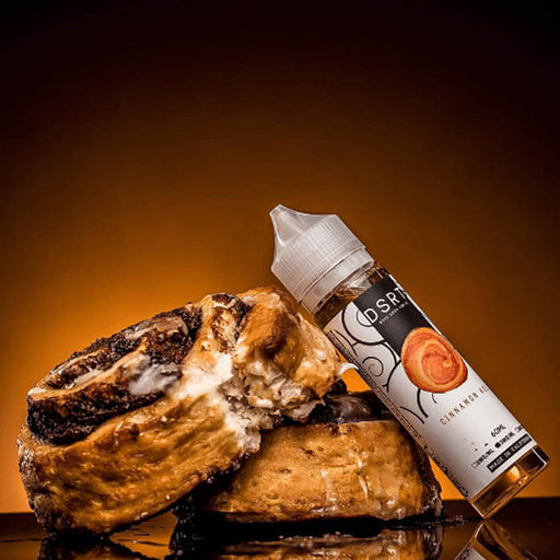 Cinnamon Roll by DSRT eJuice #1