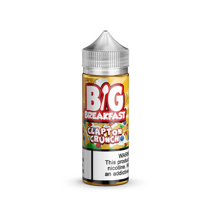 Clapton Crunch by Big Breakfast E-Liquid #1