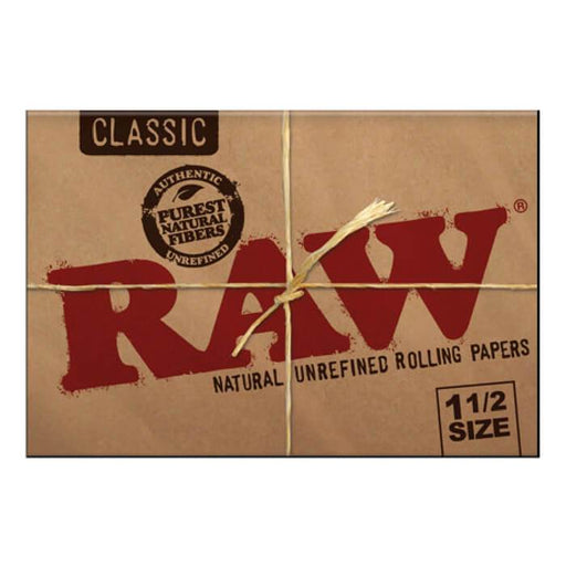 Raw Rolling Papers 1-1/2 Classic #1