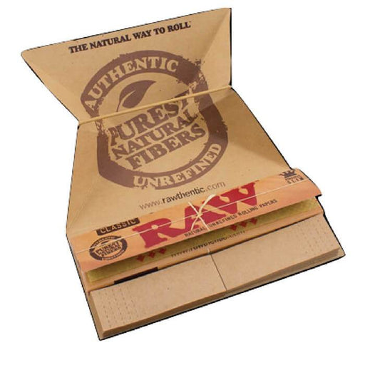 Raw Rolling Papers Classic Artesano King Size Slim #1