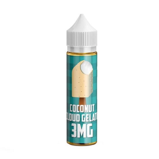 Coconut Cloud Gelato by El Jefe Vapes #1