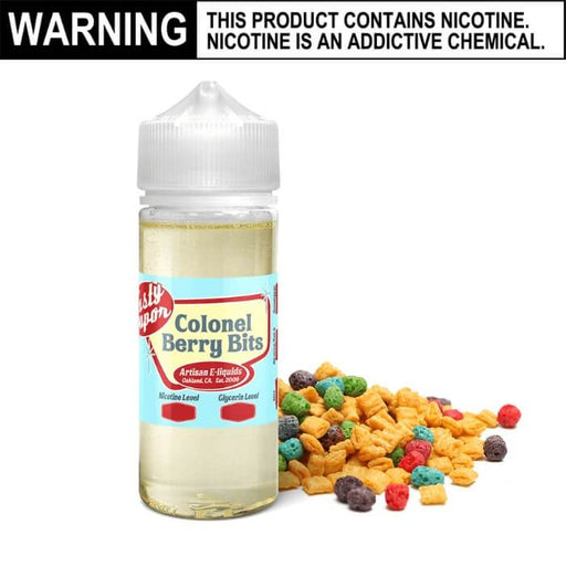 Colonel Berry Bits by Tasty Vapor E-Juice #1