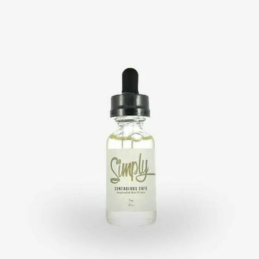 Contagious Cafe by Simply E-Juice #1