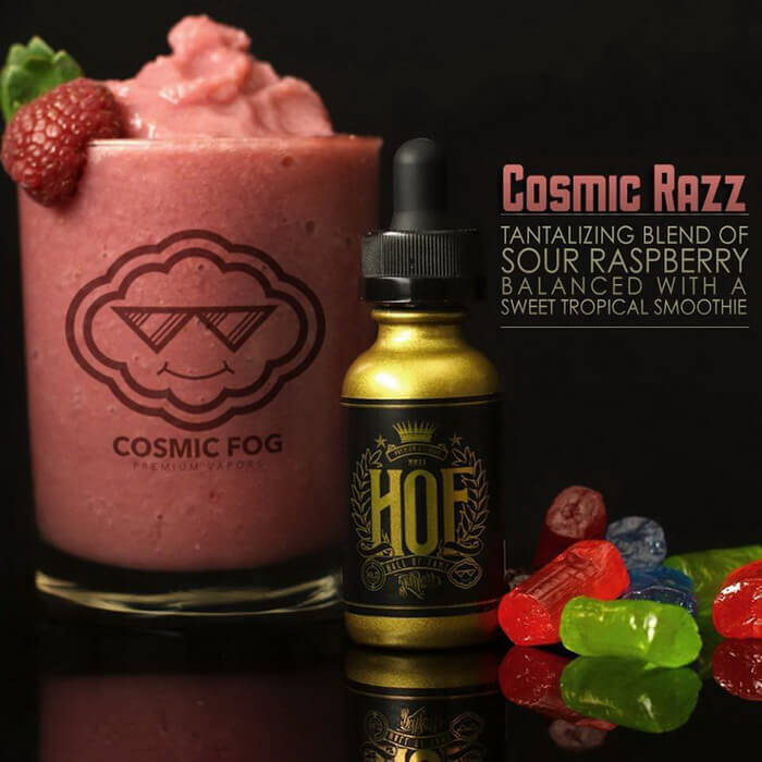 Cosmic Razz Hall Of Fame by Ruthless Vapor #1