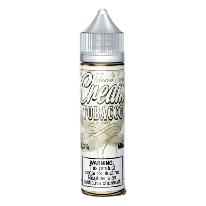 Cream Tobacco by Slam Cake Vapes eJuice #1