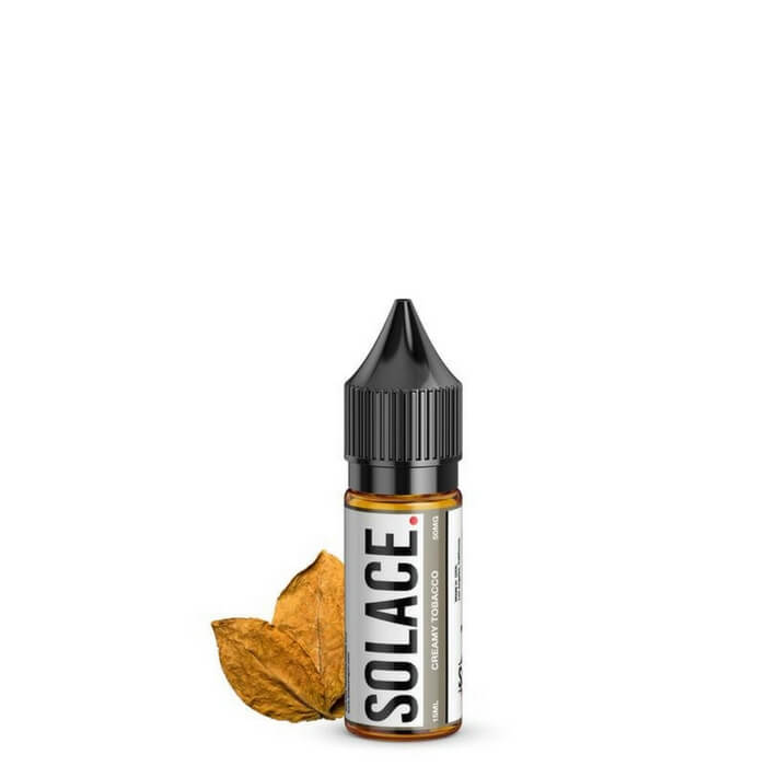 Creamy Tobacco by Solace Salts eJuice #1