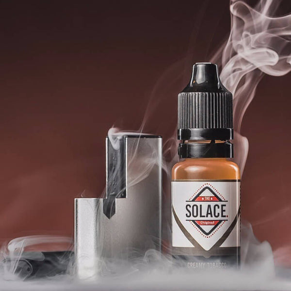 Creamy Tobacco by Solace Salts eJuice #2