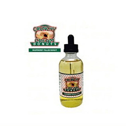 Crunchy Cream Raspberry Filled Donut by Crunchy Cream Donuts E-Liquid #1
