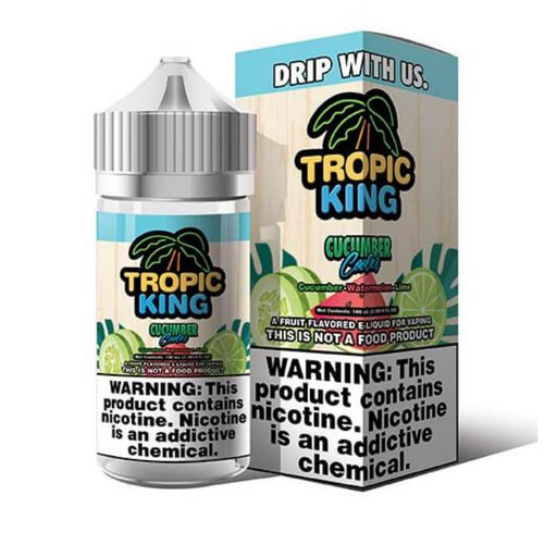 Cucumber Cooler by Tropic King eJuice #1