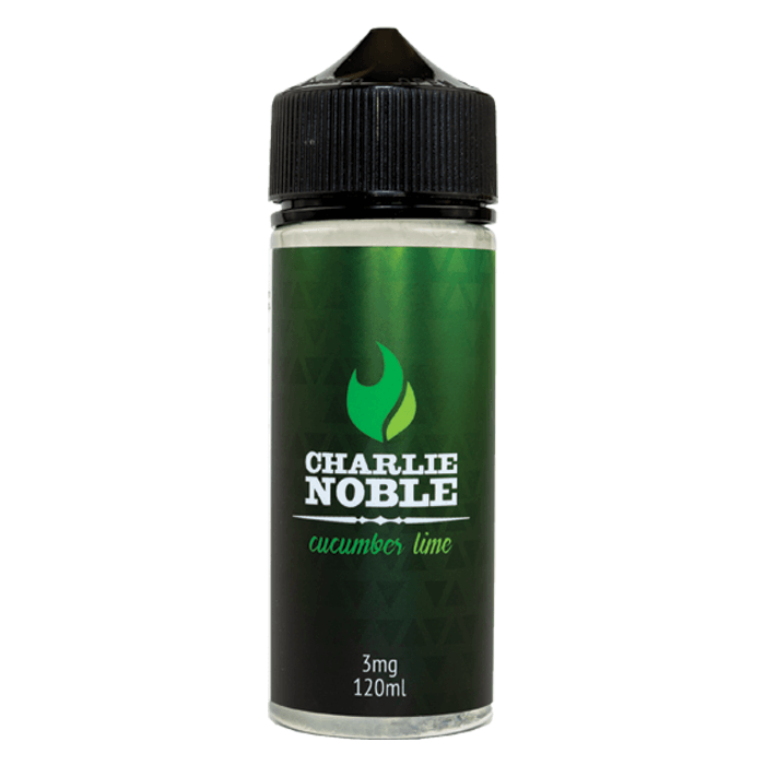 Cucumber Lime by Charlie Noble E-Liquid #1