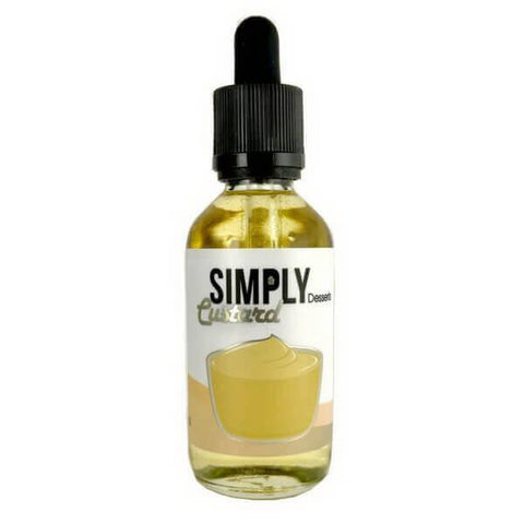 Custard by Simply Desserts E-Liquid #1