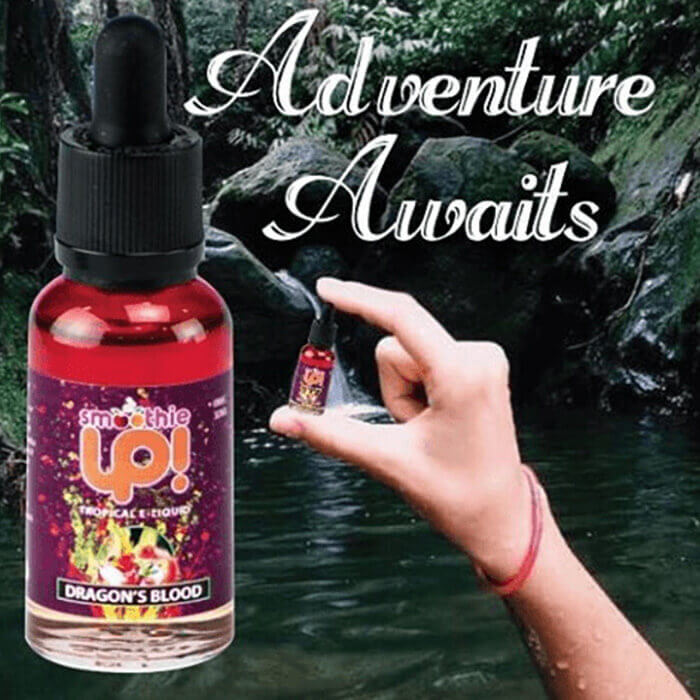 D.R.O.B by Smoothie Up Tropical E-Liquid #1
