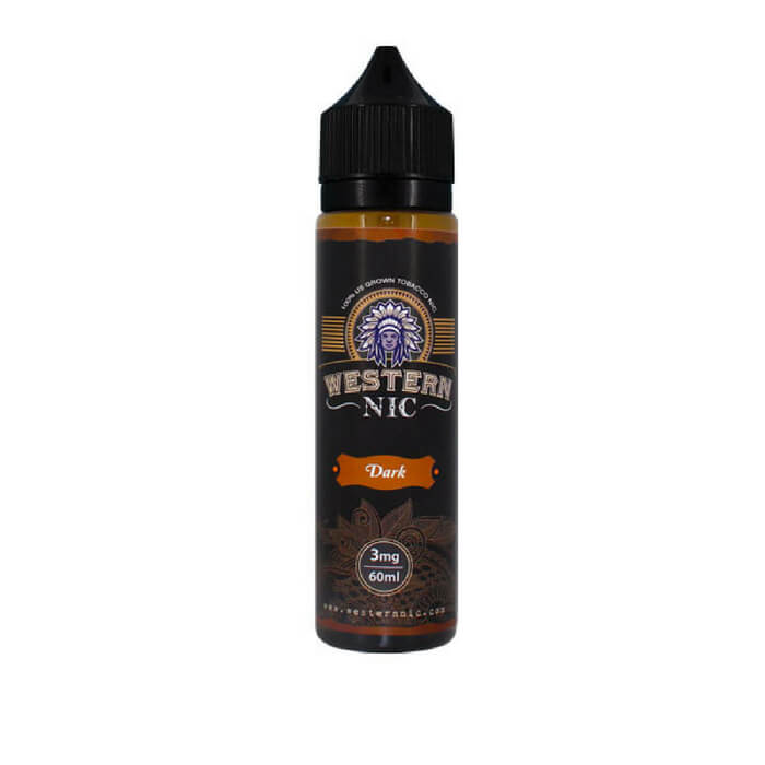 Dark Tobacco by Western Nic eJuice #1