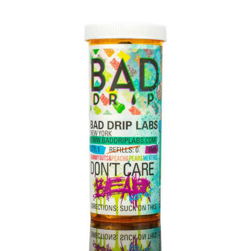 Don't Care Bear Iced Out by Bad Drip eJuice #1