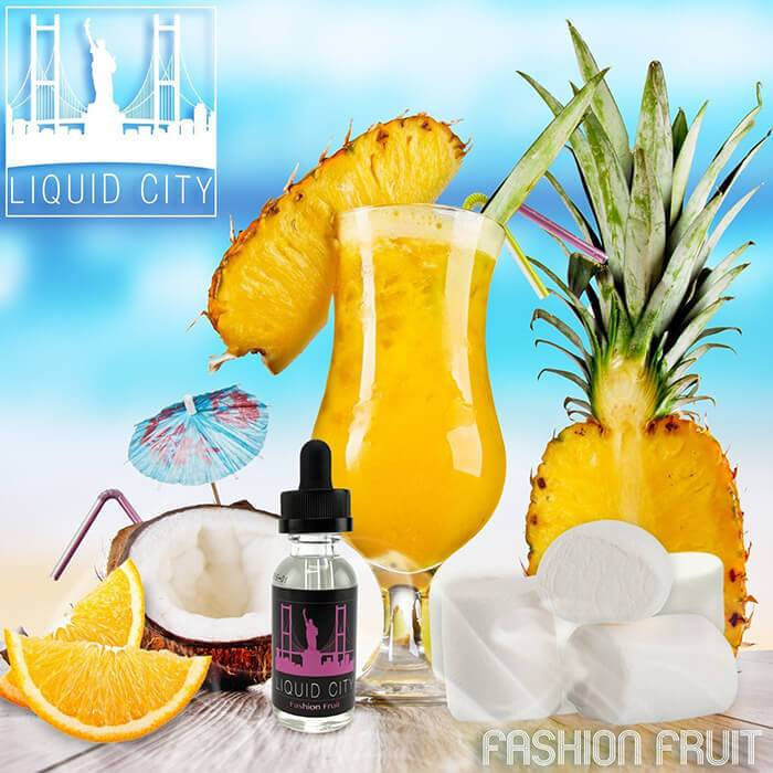 Fashion Fruit by Liquid City eJuice #1