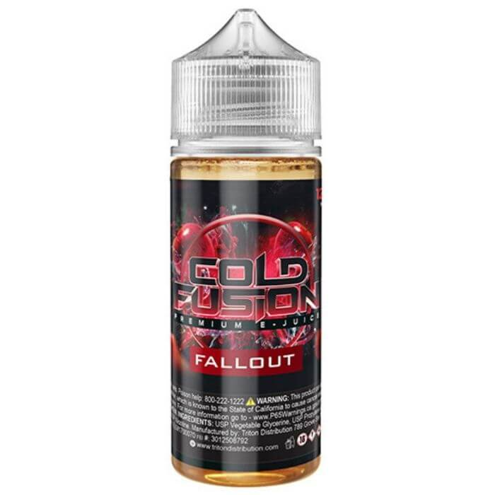 Fallout by Cold Fusion eJuice