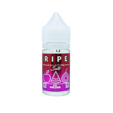 Fiji Melons by The Ripe Collection Nicotine Salt by Vape 100 E-Liquid #1