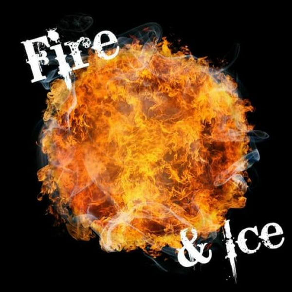 Fire and Ice by Pink Spot Nicotine Salt E-Liquid #2