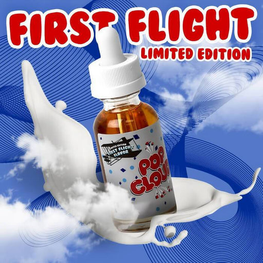 First Flight by Pop Clouds E-Liquid #1