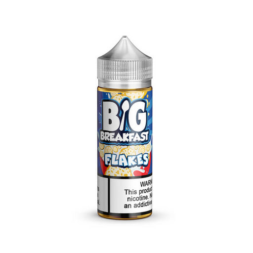 Flaked by Big Breakfast E-Liquid #1
