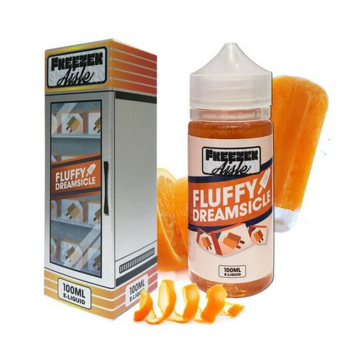 Fluffy Dreamsicle by Nitro Vapor E-Liquid #1