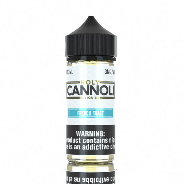 French Toast by Holy Cannoli E-Liquid
