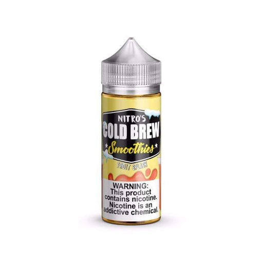 Fruit Splash by Nitro's Cold Brew Smoothies eJuice #1