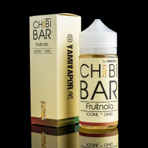 Fruitnola by Chibi Bar by Yami Vapor E-Liquid #1