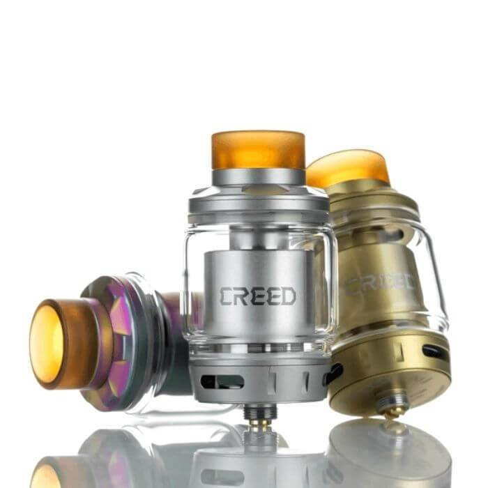 GeekVape Creed 6.5ml RTA Vape Tank #1