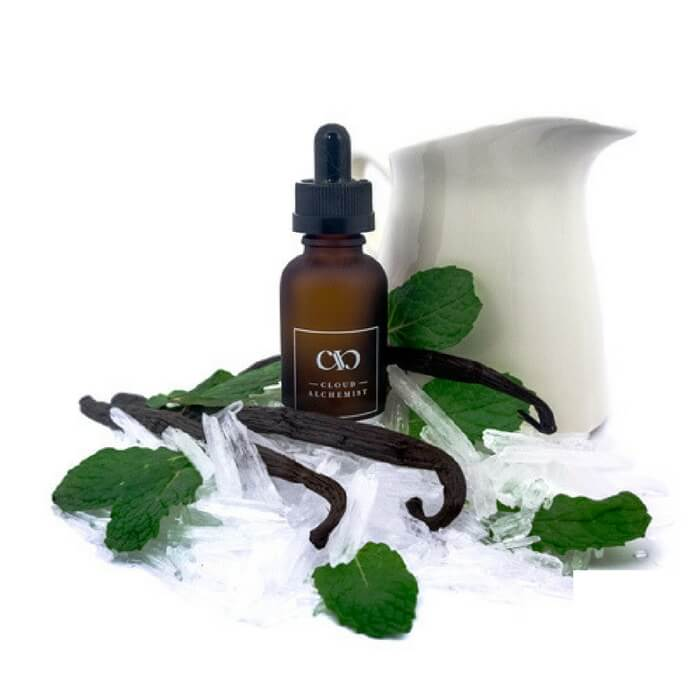 Glacialis Menta by Cloud Alchemist Vapor Liquid #1
